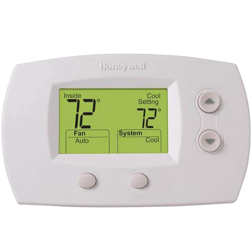 Two stage honeywell controller