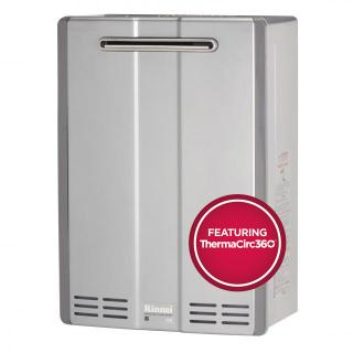 rinnai tankless water heater installation manual